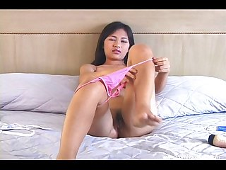Natural body on vietnam sister