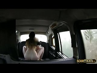 Hottie sam gets convinced to have sex in the backseat for revenge