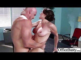 Big melon juggs girl krissy lynn get intercorse in Office Video 22