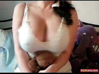 Amateur curvy girl 3