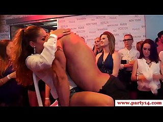 Real euro amateurs sucking strippers cock