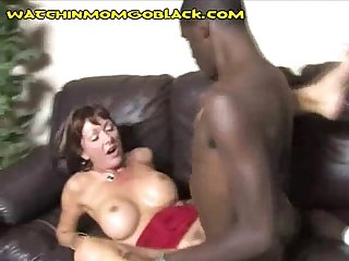 Mom services two blacks