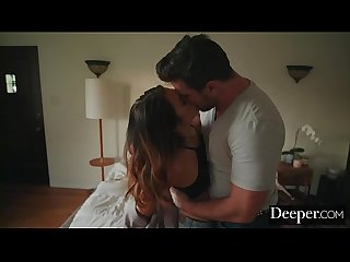 Deeper. Ultimate Make Up Sex For Beautiful Eva Lovia