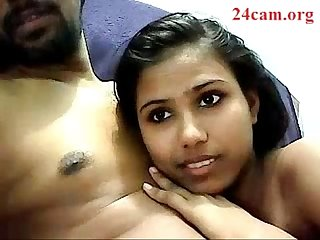 Super hot desi couple sex 24cam org