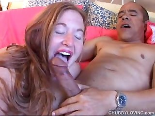Big girl takes a monster cock