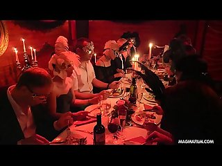 Magma film fetish swinger party