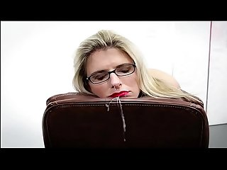 Cory Chase in Stepmother drinks anesthesia accidentally