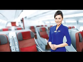 Video Sex Pramugari Garuda Indonesia