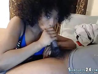 Ambitious black treena in live sex in mobile do simple on her w