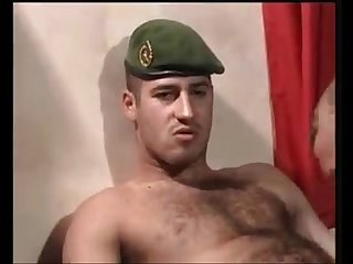 Hot hairy soldier