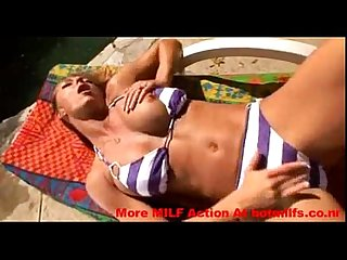 Hot milf fucked hard by her son S best friend more milf action at hotmilfs co nr
