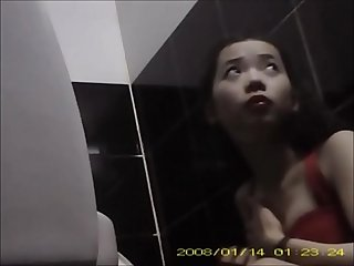 Hidden camera toilet vietnam compilation