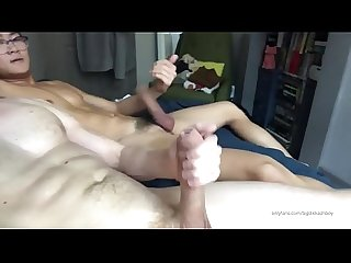 Daddy and boy have big dicks