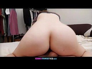 Kinky Sister Provoking Stepbro