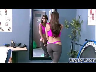 Doctor seduce patient to Bang in hard style Movie 16