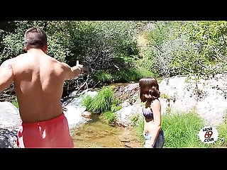 La leyenda del pez polla fish cock legend outdoor sex leche69