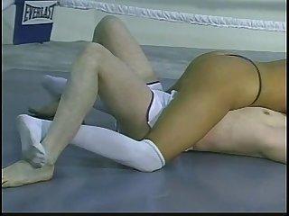Blake mitchell wrestling man