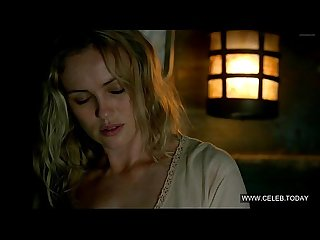 Hannah New blonde girl topless bathing black sails s03e02