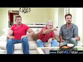 Big Long Hard Cock Stud Ride By Beauty Mature Lady (ryan conner) clip-28