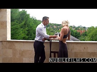 Nubilefilms hot sex with my best friends daughter
