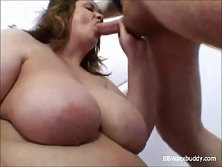 Big busty slut realy likes hard dick