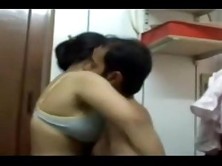Indian couple film themselves fucking part 2