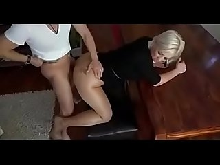 Milf doggy Fucking high heels red nails numberoneporn period com