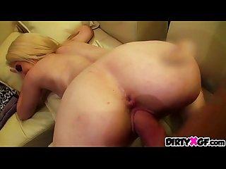Skinny Squirting slut