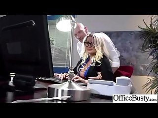 Hardcore Sex Scene In Office With Slut Naughty Busty Girl (julie cash) clip-18