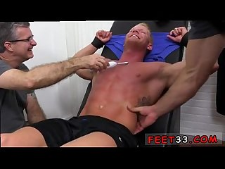 Tube fart feet gay Twink johnny gets tickled naked