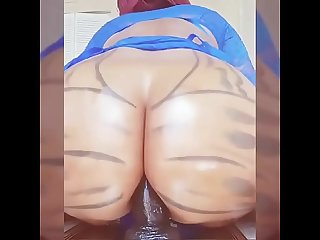 Brittney Jones - Ass Play While Daddy Not Home - Imanityler.com
