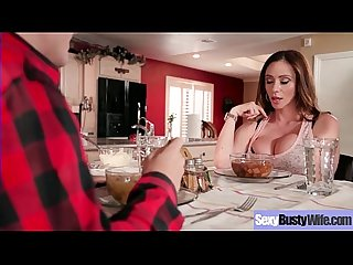 (Ariella Ferrera) Round Big Tits Mommy Enjoy Hard Sex movie-07