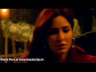 Katrina kaif hot intimate scenes and smooches video