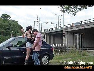 Sexy public
