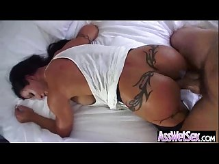 Girl (jewels jade) With Big Ass Get Oiled And Deep Nailed clip-07