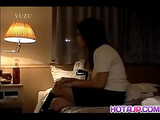 Cute shy looking babe having her snatch screwed wildly more at hotajp period com