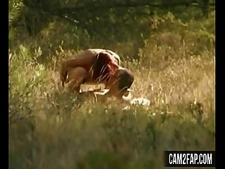 Outdoor sex free amateur porn video