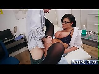 Sex In Cabinet Between Doctor And Patient (Candy Sexton) video-11