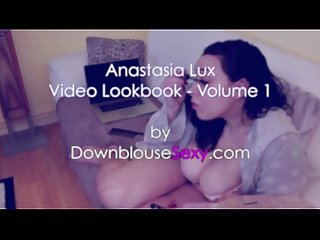 Anastasia lux video lookbook 1 masif swinging memeler esmer bbw