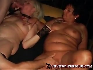 Wife blonde porn swinger