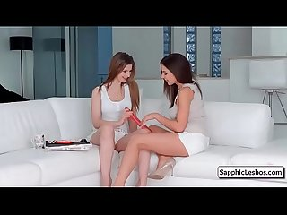 Sapphic Erotica Lesbos Free xxx video from www.SapphicLesbos.com 13