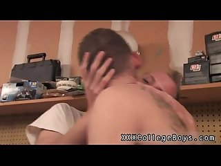 Free gay porn bi racial men full length hunter raises his tee shirt