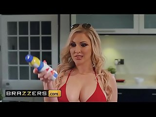 Mommy Got Boobs - (Georgie Lyall, Danny D) - Make Yourself Comfortable - Brazzers