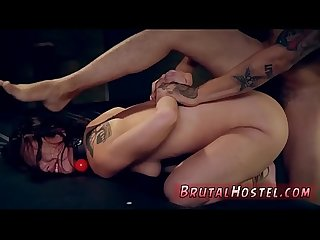 Extreme rough spanking Best pals Aidra Fox and Kharlie Stone are