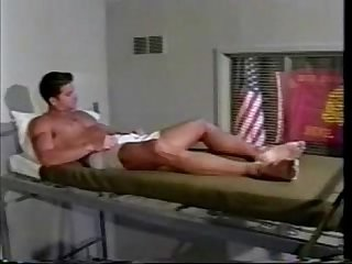 Julian rios jordan rivers gay solo jerk off from ^choke em^ 1994