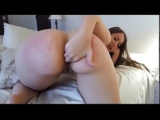 Freaky PAWG anal fuck with dildo and 4 fingers - ProxyCams.com