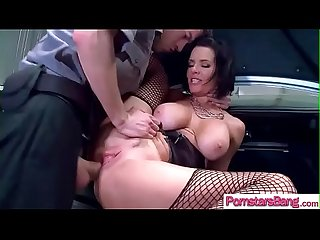Naughty Pornstar (Veronica Avluv) Love To bang With Big Monster Cock Stud video-30