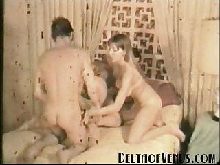 Vintage 1960s hippie porn fuckadelia