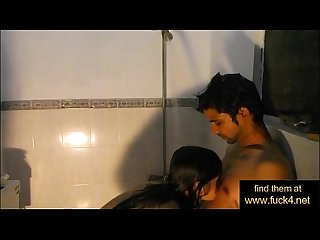Indian amateur Couple shower Sex www period fuck4 period net
