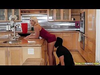 Robber Banged My Girlfriend - Rhonda Rhound - FULL SCENE on..